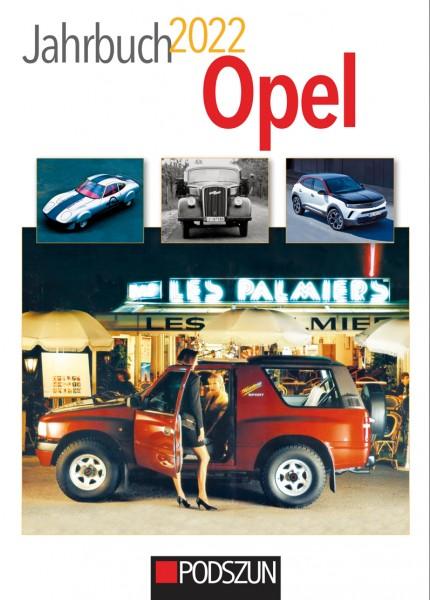 Jahrbuch Opel 2022