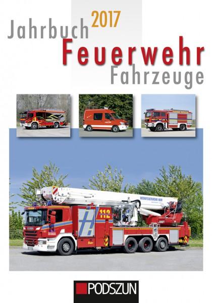 Jahrbuch Feuerwehrfahrzeuge 2017