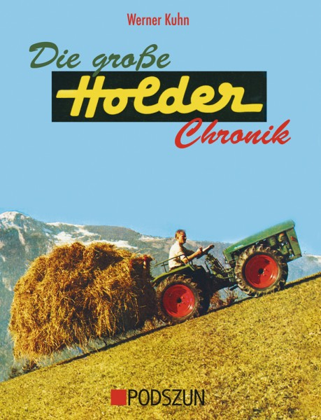 Werner Kuhn: Holder Chronik