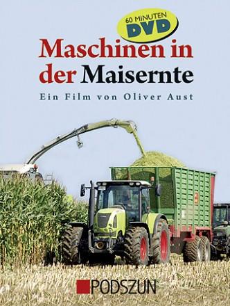 Maschinen in der Maisernte (DVD)