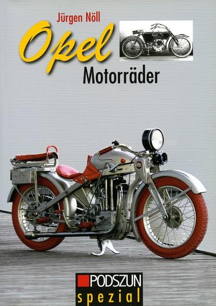 Jürgen Nöll: Opel Motorräder