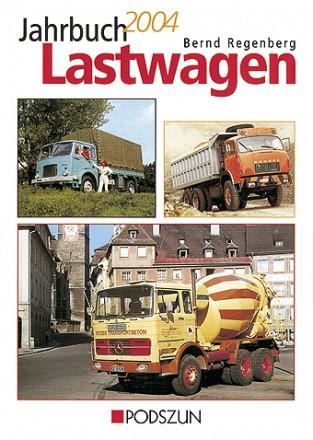 Jahrbuch Lastwagen 2004