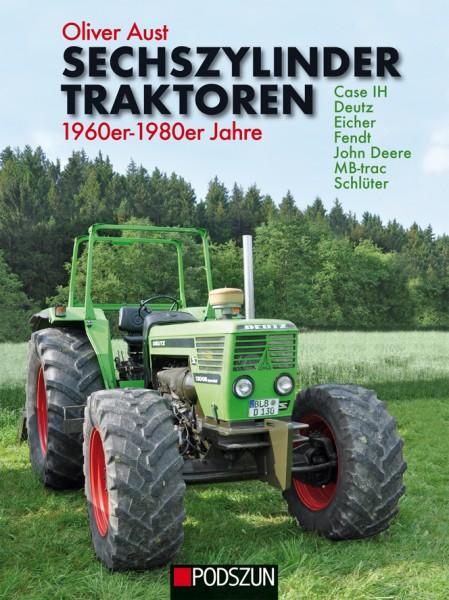 Sechszylinder Traktoren: 1960er bis 1980er Jahre