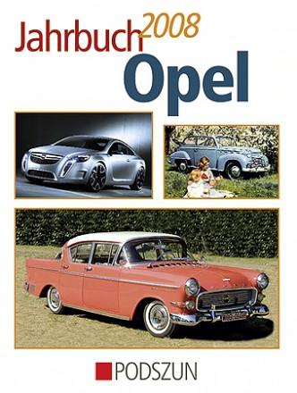 Jahrbuch Opel 2008