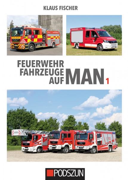 Feuerwehrfahrzeuge auf MAN 1