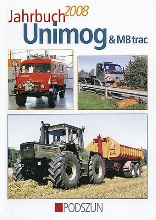 Jahrbuch Unimog & MB-trac 2008