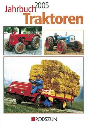Jahrbuch Traktoren 2005