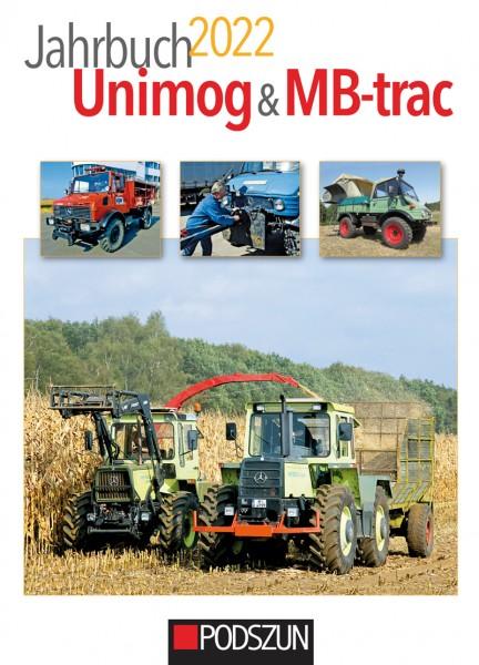 Jahrbuch Unimog & MB-trac 2022