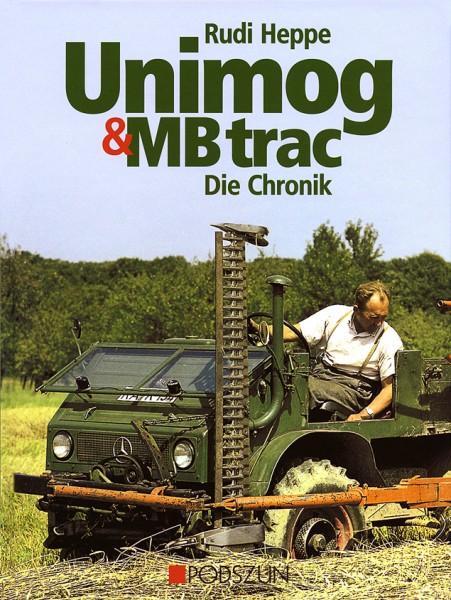 R. Heppe: Unimog & MB-trac Chronik