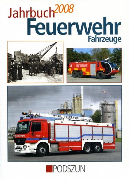 Jahrbuch Feuerwehrfahrzeuge 2008