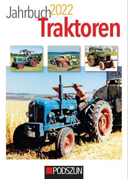 Jahrbuch Traktoren 2022