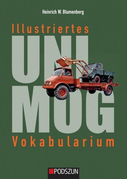 Illustriertes Unimog Vokabularium