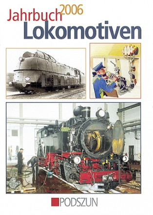 Jahrbuch Lokomotiven 2006