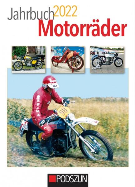 Jahrbuch Motorräder 2022