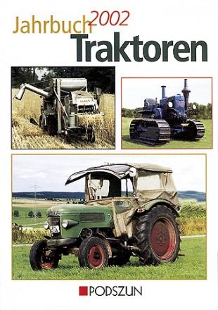 Jahrbuch Traktoren 2002