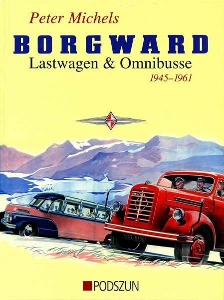 Michels: Borgward Lastwagen u. Omnibusse