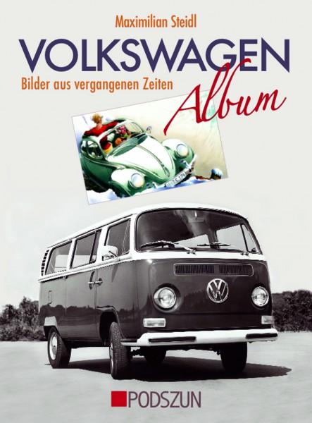 Maximilian Steidl: Volkswagen Album
