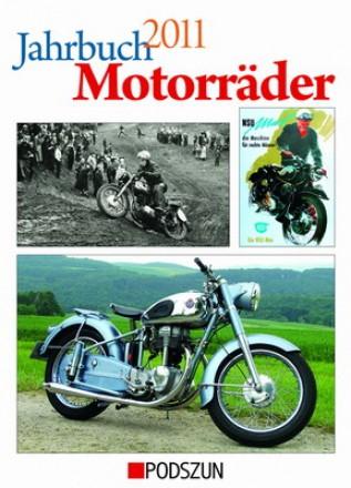 Jahrbuch Motorräder 2011