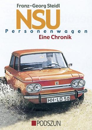 Franz-Georg Steidl: NSU Personenwagen