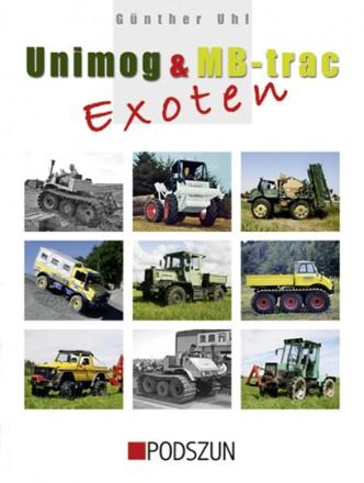 Unimog & MB-trac Exoten