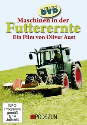 Maschinen in der Futterernte (DVD)