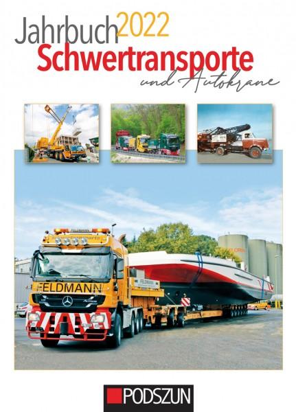 Jahrbuch Schwertransporte 2022