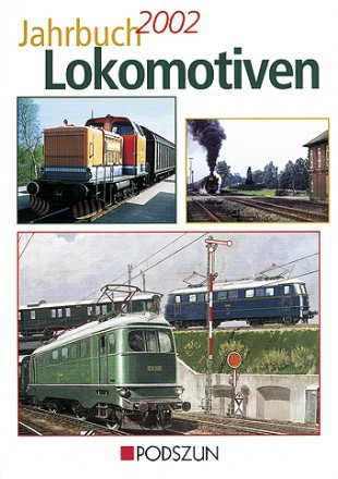 Jahrbuch Lokomotiven 2002