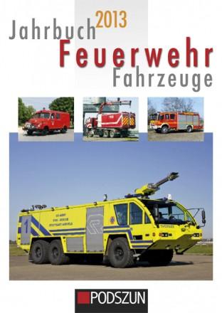 Jahrbuch Feuerwehrfahrzeuge 2013