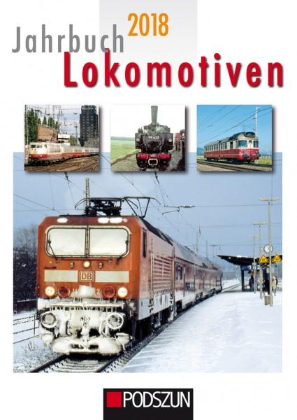 Jahrbuch Lokomotiven 2018