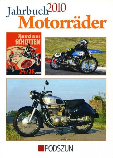 Jahrbuch Motorräder 2010