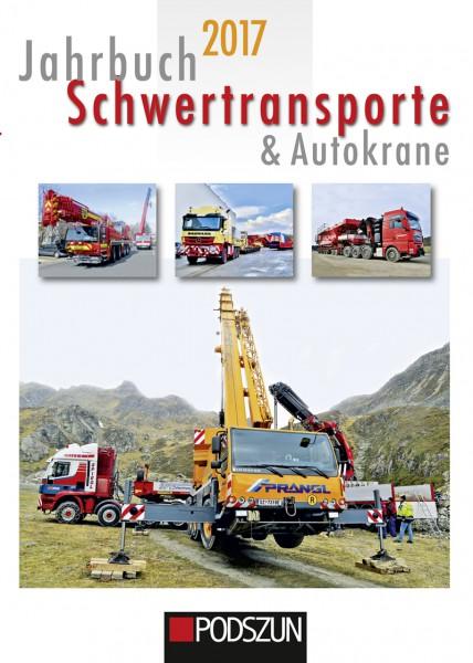 Jahrbuch Schwertransporte 2017