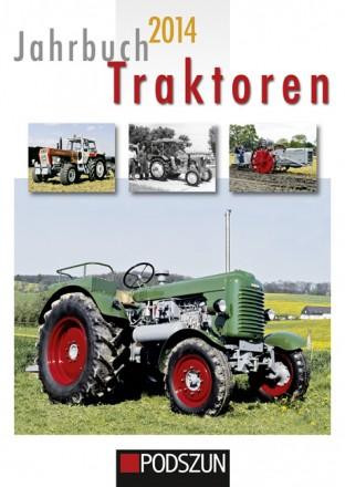 Jahrbuch Traktoren 2014