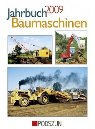 Jahrbuch Baumaschinen 2009