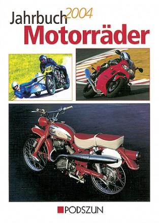 Jahrbuch Motorräder 2004