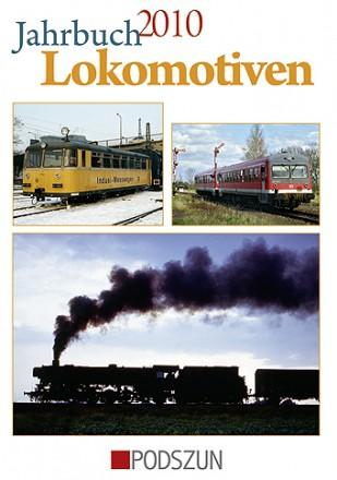 Jahrbuch Lokomotiven 2010