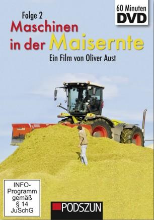 Maschinen in der Maisernte, Folge 2 (DVD)