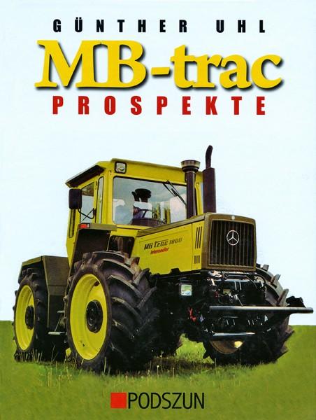 Günther Uhl: MB-trac Prospekte