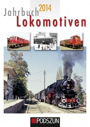 Jahrbuch Lokomotiven 2014