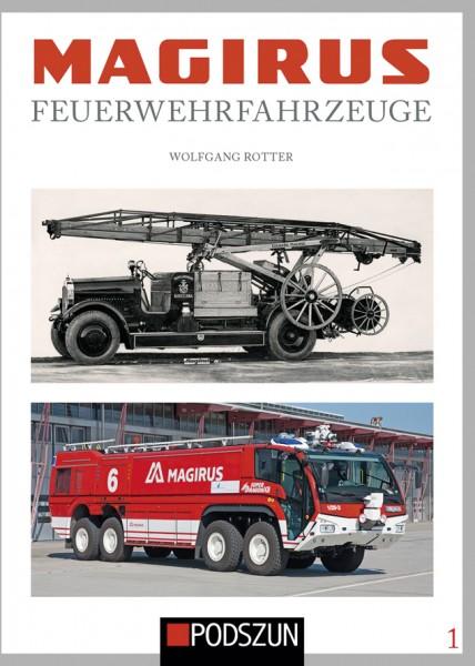 Magirus Feuerwehrfahrzeuge, Band 1