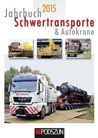 Jahrbuch Schwertransporte 2015