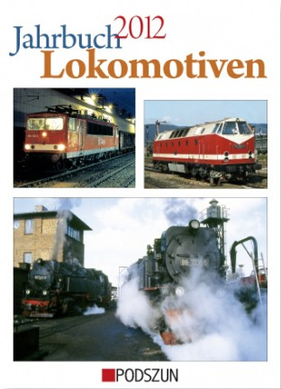 Jahrbuch Lokomotiven 2012