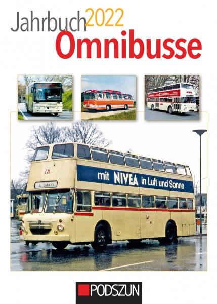 Jahrbuch Omnibusse 2022