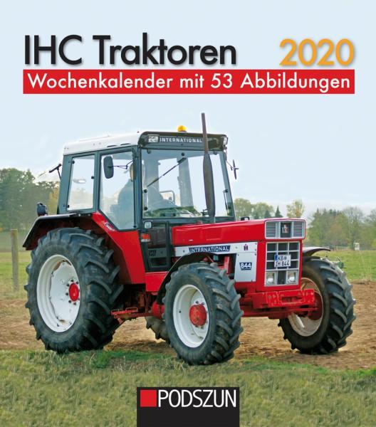 IHC Traktoren 2020 Wochenkalender