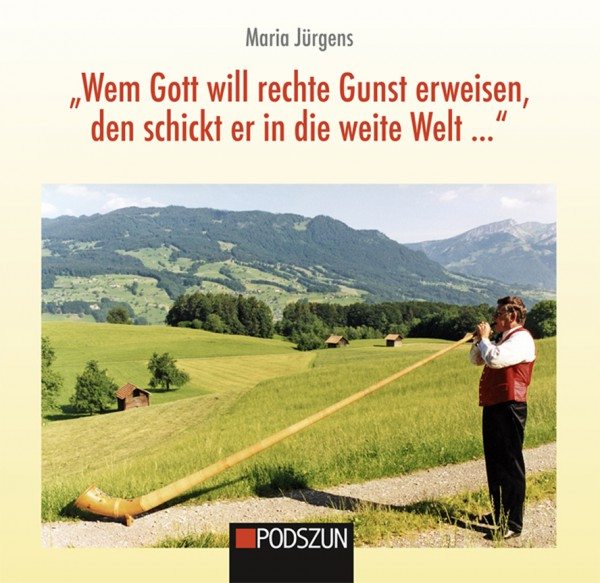 """Wem Gott will rechte Gunst erweisen..."""