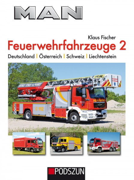 MAN Feuerwehrfahrzeuge 2