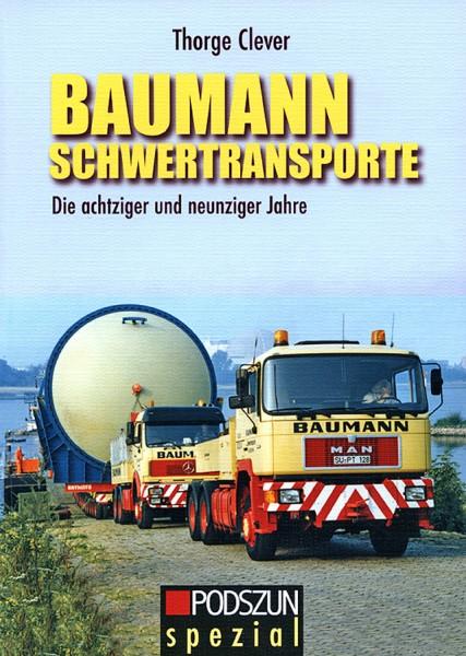 Thorge Clever: Baumann Schwertransporte