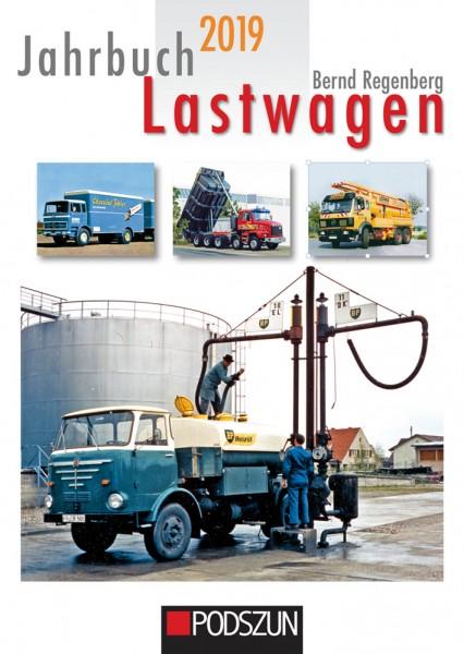 Jahrbuch Lastwagen 2019