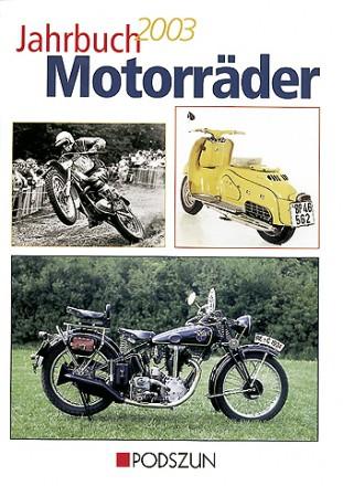 Jahrbuch Motorräder 2003