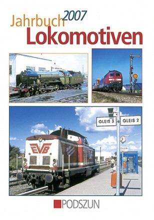 Jahrbuch Lokomotiven 2007