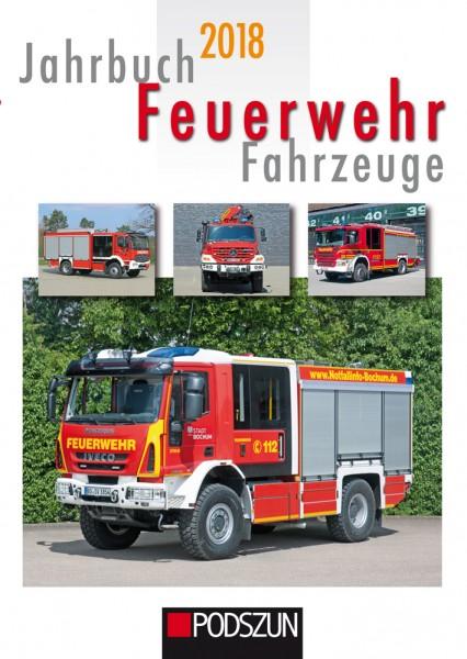 Jahrbuch Feuerwehrfahrzeuge 2018